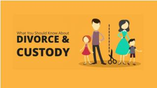 Heidel- What You Should Know About Divorce & Custody