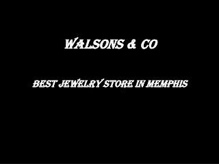 walsonsandco - Custom Made Rings in Memphis
