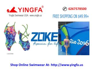 Shop Online Swimwear | Yingfa swimwear USA