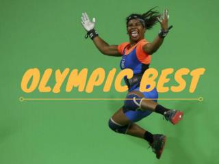 Olympic best