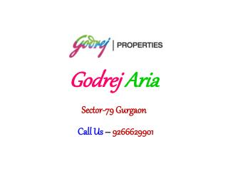 Godrej Group Godrej Aria Sector 79 Gurgaon � Investors Clinic