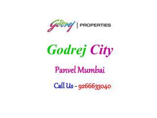 Godrej Property-Godrej City Panvel Mumbai – Investors Clinic