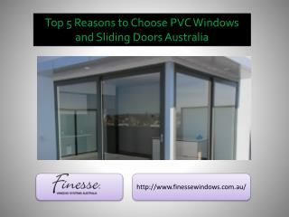 Why to Choose PVC Windows for Your Home?