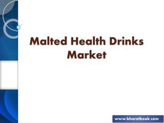 Malted Health Drinks Market