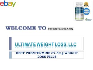 Phentermine 37.5mg diet pills for losing weight faster