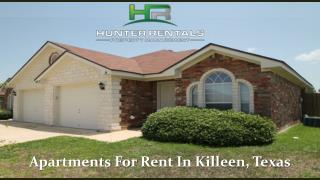 Apartments For Rent In Killeen, Texas