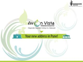 Avon Vista: Your New Home at Balewadi Pune