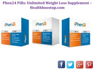 Phen24 : Supplement Facts, Effects and Reviews