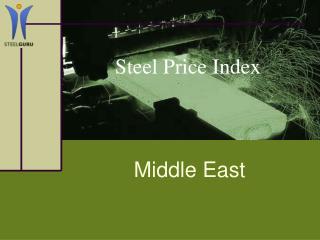 Steel Price Index