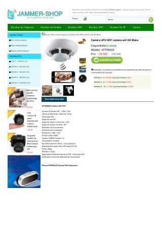 Caméra espion UFO WiFi