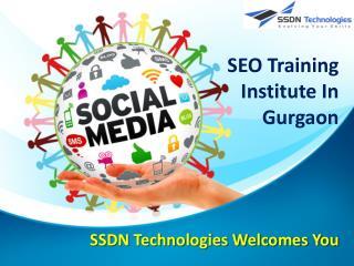 SEO Training in Gurgaon