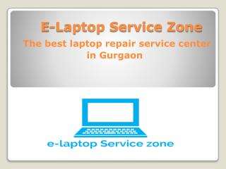 Laptop Repair in Gurgaon