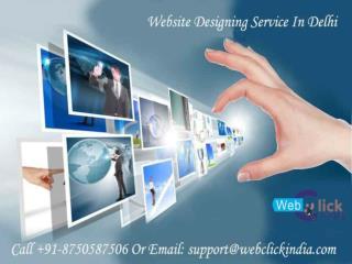 Website Development Services In Delhi India