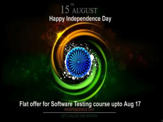 Software Testing Training in Chennai with expert guidance
