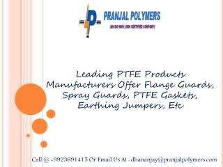 PP Flange Guards Manufacturers Maharashtra