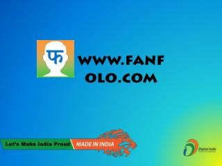 Fanfolo | Login Or Sign Up