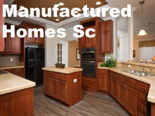 Get Different Manufactured Homes Sc