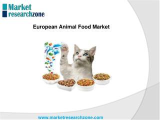 European Animal Food Market