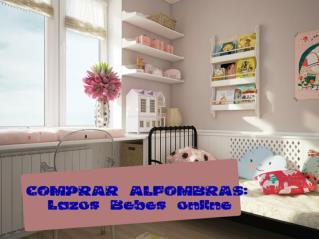 COMPRAR ALFOMBRAS- Lazos Bebes online