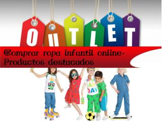 Comprar ropa infantil online-Productos destacados