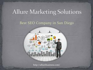 Best SEO Company in San Diego