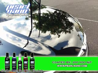 Pearl Nano contains both hydrophobic and hydrophilic properties.