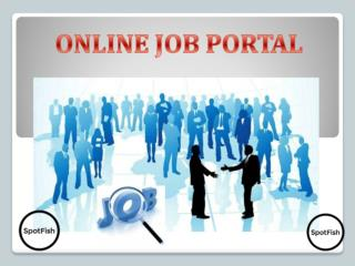 Best Online Job Portal in Australia - SpotFish