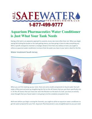Water Treatment Jackson NJ