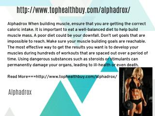 http://www.tophealthbuy.com/alphadrox/