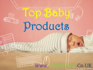 Buying Top Baby Product Online USA Store