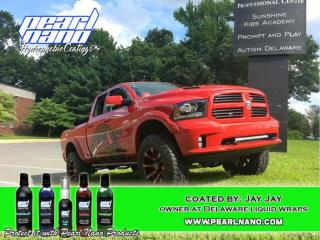 Pearl nano give you a good satisfaction car coating.
