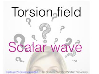 Torsion field?  Scalar Wave? - PechaKucha SunshineCoast Presentation 2014