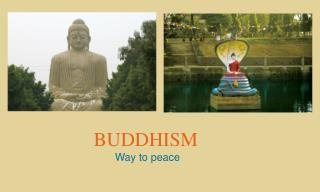 Buddhism Way To Peace