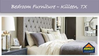 Bedroom Furniture – Killeen, TX