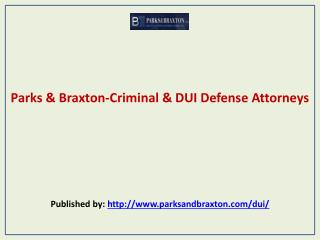 Criminal & DUI Defense Attorneys