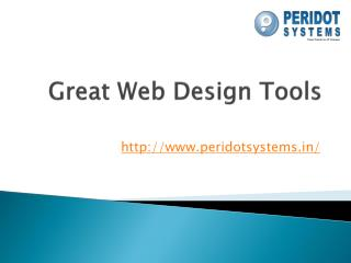 Web Designing Training in chennai