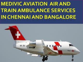 Medivic  Aviation Emergency Air Ambulance services in Mumbai and kolkata