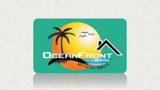 Holiday Beachfront 1C Condo in Palmar Cozumel
