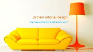 protein rational design