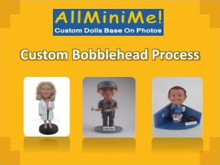 Important Tips For The Custom Bobbleheads Process