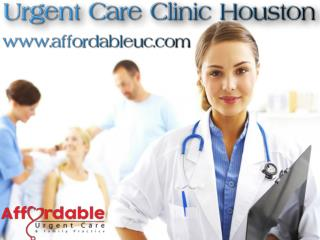 Urgent Care Clinic Houston