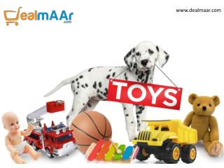 Buy Toys for Kids Online in India | Dealmaar