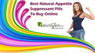 Best Natural Appetite Suppressant Pills To Buy Online In USA And UK