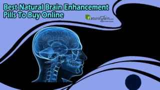 Best Natural Brain Enhancement Pills To Buy Online In USA And UK