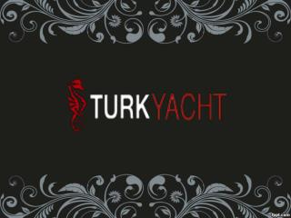 Yacht Services Turkey