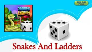 Snakes and ladders - Broad Games