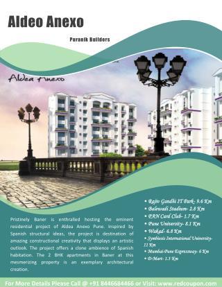 Aldea Anexo Baner Pune by Puranik Builders