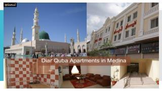 Diar Quba Apartments in Medina - Cheap Hotels in Madinah Near Haram - Holdinn.com