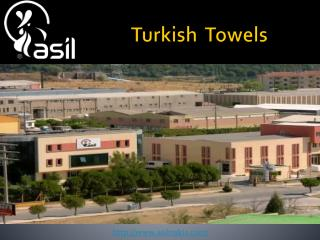 Online Towels Turkey