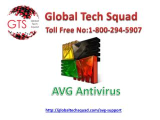 Call us - Support for avg antivirus (1-800-294-5907)